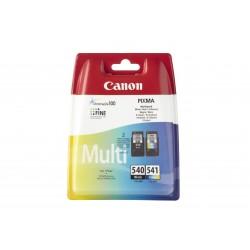 Canon - PG-540/CL-541 Multi pack 2 piezas Original Negro Cian Magenta Amarillo