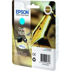Epson - Pen and crossword Cartucho 16XL cian - C13T16324010