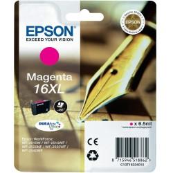 Epson - Pen and crossword Cartucho 16XL magenta - C13T16334010