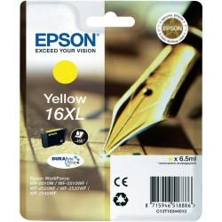 Epson - Pen and crossword Cartucho 16XL amarillo - C13T16344010