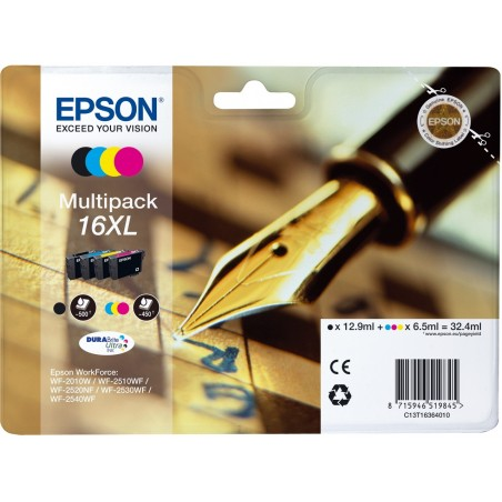 Epson - Pen and crossword Multipack 16XL - C13T16364010