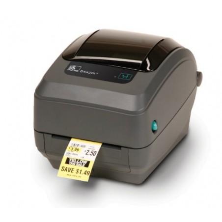 Zebra - GK420t impresora de etiquetas Transferencia trmica 203 x 203 DPI Almbrico
