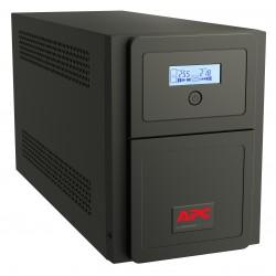 APC - Easy UPS SMV Lnea interactiva 750 VA 525 W 6 salidas AC