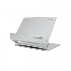 TooQ - PH0002-S soporte Soporte pasivo Telfono mvil/smartphone Tablet/UMPC Plata