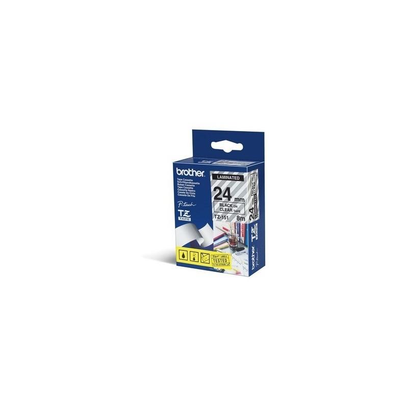 Brother - TZE-151 cinta para impresora de etiquetas TZ