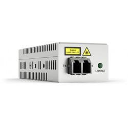Allied Telesis - AT-DMC100/LC-50 convertidor de medio 100 Mbit/s 1310 nm Multimodo Gris