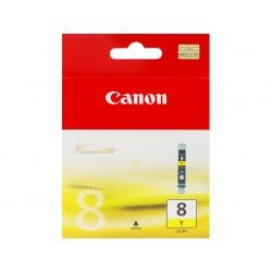 Canon - CLI-8Y 1 piezas Original Amarillo
