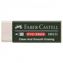 Faber-Castell - 188121 goma De plstico Blanco 1 piezas