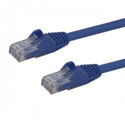 StarTechcom - Ethernet Snagless Sin Enganches Cat 6 Cat6 Gigabit 7m - Azul