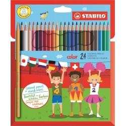 STABILO - 4006381488044 juego de pluma y lpiz de regalo Caja de papel