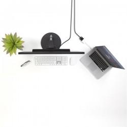 StarTechcom - Adaptador Vdeo Mini DisplayPort Mini DP a DVI-I - Conversor Pasivo - 1920x1200 - Blanco