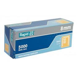 Rapid - 11835600 grapa Paquete de grapas 5000 grapas