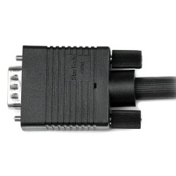 StarTechcom - Cable de 3m de Vdeo VGA Coaxial de Alta Resolucin para Monitor - HD15 Macho - HD15 Macho