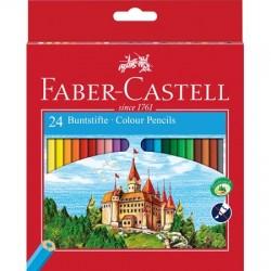 Faber-Castell - 120124 juego de pluma y lpiz de regalo Caja de cartn