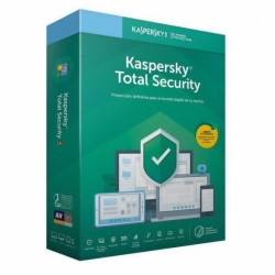 Kaspersky Lab - Kaspersky Antivirus Total Security 2020 Licencia completa 5 licencias 1 aos Espaol