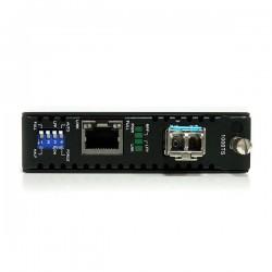 StarTechcom - Conversor de Medios Gigabit a Fibra Multimodo Modo 1000Mbps LC 550m