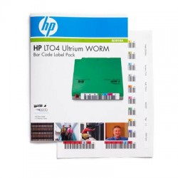 Hewlett Packard Enterprise - Q2010A etiqueta para cdigo de barras