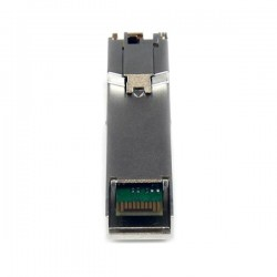StarTechcom - Mdulo SFP Compatible con Cisco SFP-GE-T - Transceptor de Cobre RJ45 1000BASE-T - SFPC1110