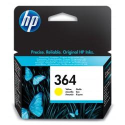 HP - 364 1 piezas Original Rendimiento estndar Amarillo