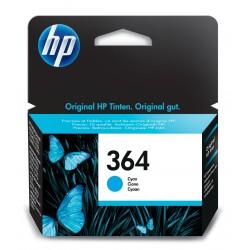 HP - 364 1 piezas Original Rendimiento estndar Cian