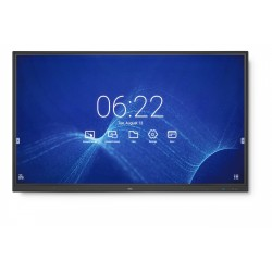 NEC - MultiSync CB651Q Panel plano interactivo 1651 cm 65 LED 4K Ultra HD Negro Pantalla tctil