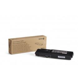 Xerox - Cartucho de tner negro de gran capacidad para Phaser 6600/WorkCentre 6605 8000 pginas