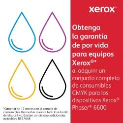 Xerox - Cartucho de tner cin de capacidad normal para Phaser 6600/WorkCentre 6605 2000 pginas