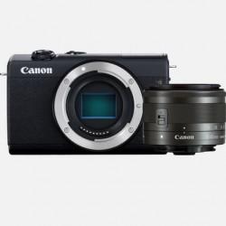 Canon - EOS M200 MILC 241 MP CMOS 6000 x 4000 Pixeles Negro