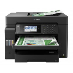 Epson - EcoTank ET-16600 Inyeccin de tinta A3 4800 x 2400 DPI 32 ppm Wifi
