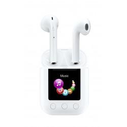 Denver - TWM-850 reproductor MP3/MP4 Reproductor de MP4 Blanco 8 GB