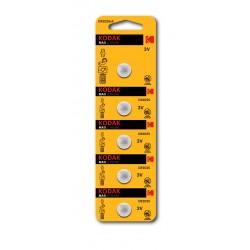 Kodak - CR2025 Batera de un solo uso Lithium-Manganese Dioxide LiMnO2