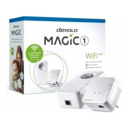 Devolo - Magic 1 WiFi mini 1200 Mbit/s Ethernet Blanco 2 piezas