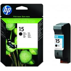 HP - 15 1 piezas Original Alto rendimiento XL Negro