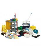 Herramientas Y Productos De Limpieza