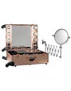Espejos De Maquillaje Y Estuches Para Espejos